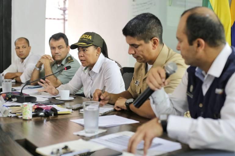 En 21 días del gobierno Duque se han realizado 204 capturas en Cartagena: En 21 días del gobierno Duque se han realizado 204 capturas en Cartagena