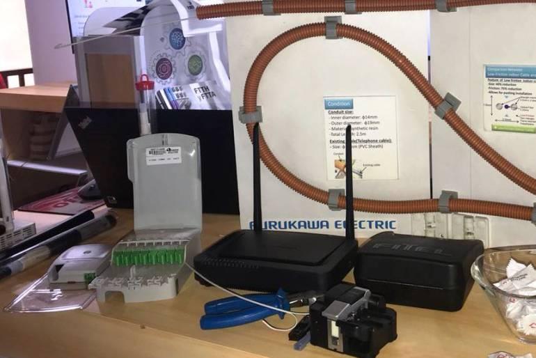 Películas en internet: Con este cable podrá bajar películas en tres segundos