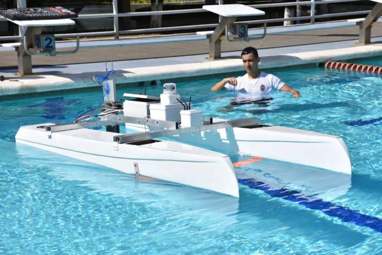 Tridente, la cuota colombiana en concurso internacional Hydrocontest: Tridente, la cuota colombiana en concurso internacional Hydrocontest