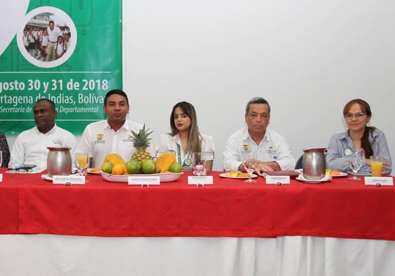 Foro Educativo Departamental Educación Rural 2018 en Bolívar: Foro Educativo Departamental Educación Rural 2018 en Bolívar