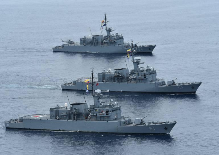 Armada Nacional, anfitriona de la Operación Unitas en el Caribe: Armada Nacional, anfitriona de la Operación Unitas en el Caribe