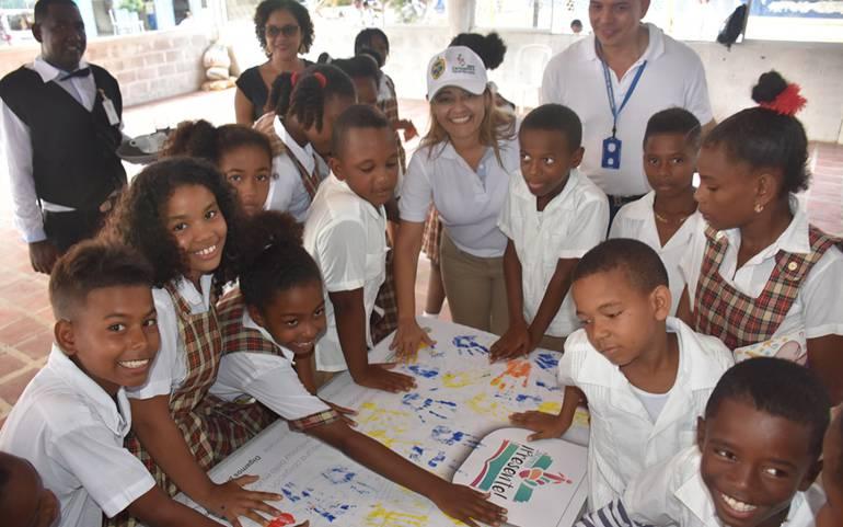 Estrategia contra la deserción escolar inició en zona Rural de Cartagena: Estrategia contra la deserción escolar inició en zona Rural de Cartagena