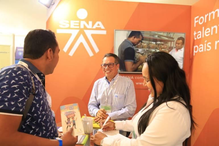 SENA presente en el Congreso Nacional Cooperativo en Cartagena: SENA presente en el Congreso Nacional Cooperativo en Cartagena