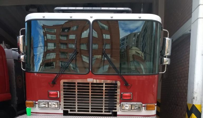 Carros de bomberos.: Fiscalía investigará compra de carros de Bomberos Bogotá