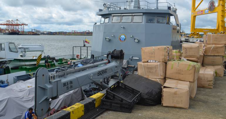 """Navegando al Corazón del Pacífico: Caracol Radio y Armada Nacional inician """"Navegando al Corazón del Pacífico"""""""