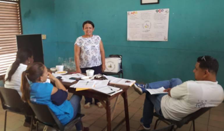 2 millones de pesos recibirán 170 familias cartageneras