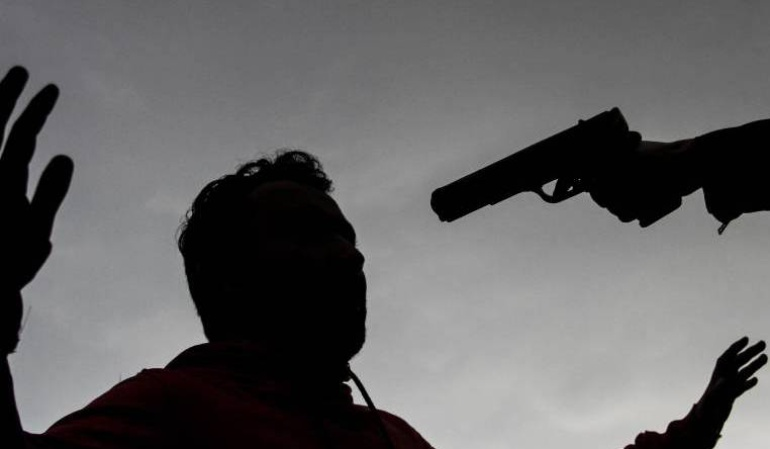 Hechos violentos en el catatumbo