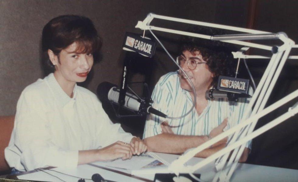 Rubiela Tapasco en entrevista con Piero