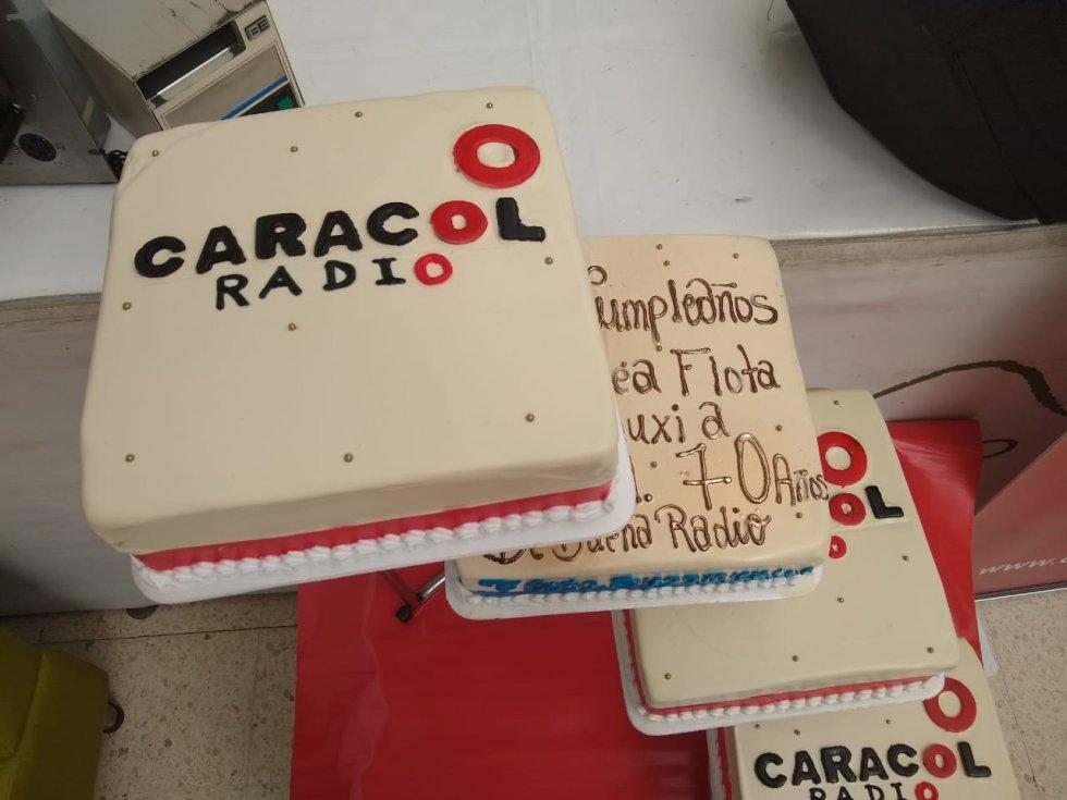 Setenta años de Caracol Radio en Boyacá