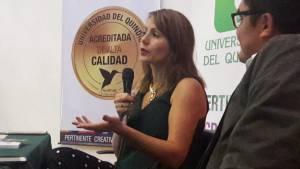 Claudia Morales periodista que trabajo en WRadio y La Luciérnaga de Caracol Radio