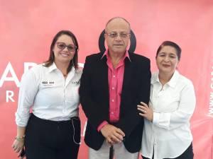 Adalberto Zuluagad y Mariela Marquez