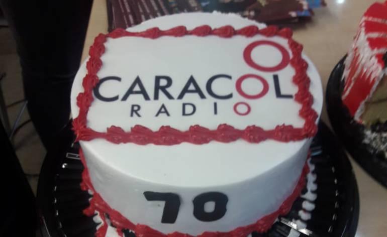 #CARACOL70AÑOS