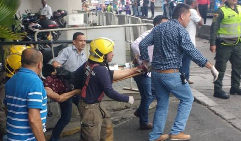 demandas Palacio: Víctimas por caída de ascensor en Cali inician demandas penales