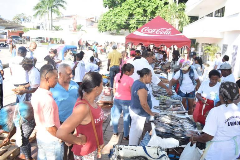 Productos campesinos Bolívar: Adelantan segunda versión del mercado campesino en Arjona, Bolívar
