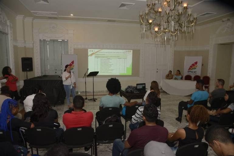 Becas en Cartagena: IPCC entregó becas para educación en Bellas Artes en Cartagena