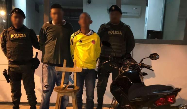 Delitos en Cartagena: Policía de Cartagena capturó 22 personas durante el fin de semana