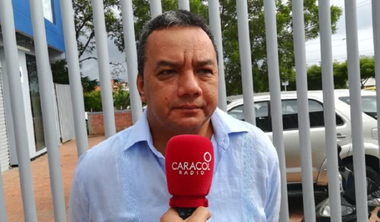 Pepe Ruíz Paredes alcalde de Villa del Rosario