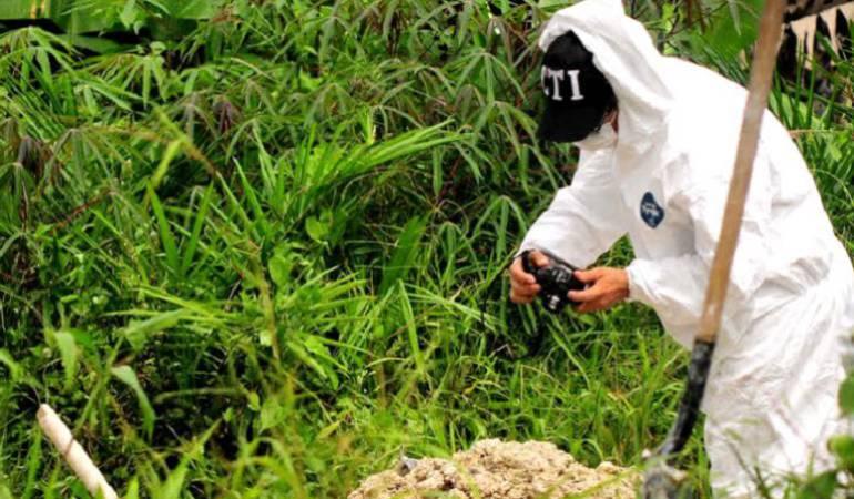 Homicidio degollamiento: Encuentran una cabeza humana al interior de una bolsa en Dosquebradas