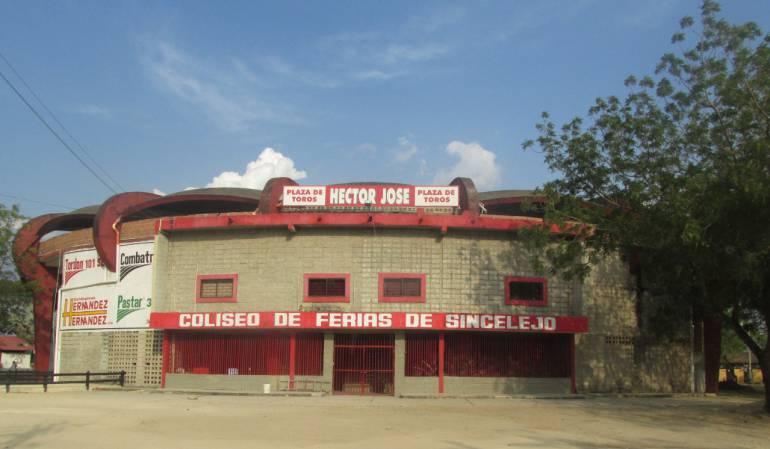 Coliseo de ferias Sincelejo.: Detienen remate del coliseo de ferias de Sincelejo