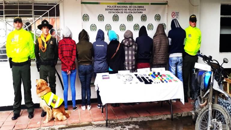 Banda de narcotráficantes 'los Perisos'
