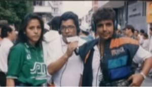 Ciro Diaz Urrego, director del Combo Deportivo de Caracol Radio Q.E.P.D.