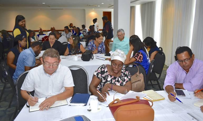 Educación en Bolívar: Rectores de Bolívar se reúnen en Cartagena para discutir planes de mejora
