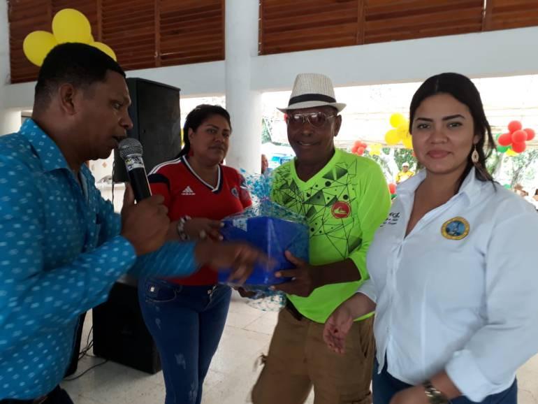 Semana del adulto mayor: Distrito de Cartagena celebró 'semana del Adulto Mayor'