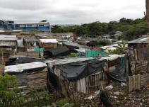 [Video] Así viven los venezolanos en zonas de invasión en Barranquilla