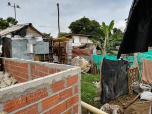 Venezolanos en Barranquilla: [Video] Así viven los venezolanos en zonas de invasión en Barranquilla