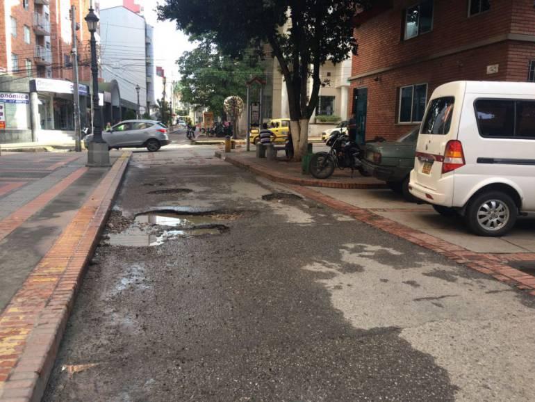 CONCEJO DE BUCARAMANGA HUECOS BUCARAMANGA PROYECTO: Concejo no aprobó proyecto para arreglar malla vial de la ciudad