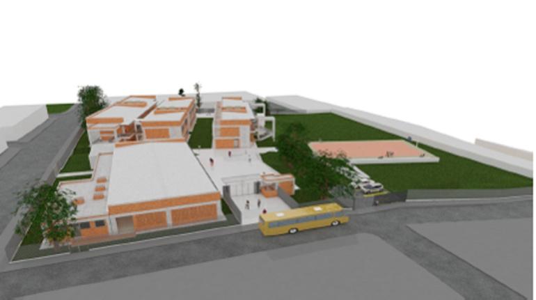 Proyecto Colegio Juan Lozano y Lozano Ibagué