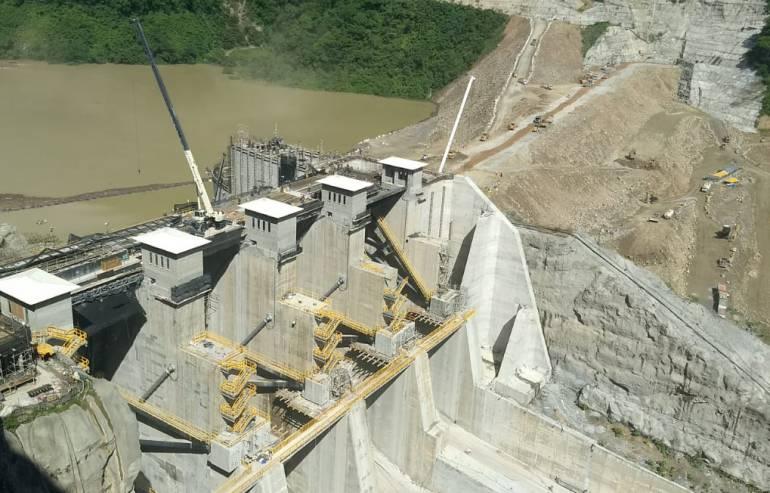 HIDROITUANGO, EPM, IDEA, ITUANGO, EMERGENCIA.: IDEA reclamaría lucro cesante a EPM por Hidroituango