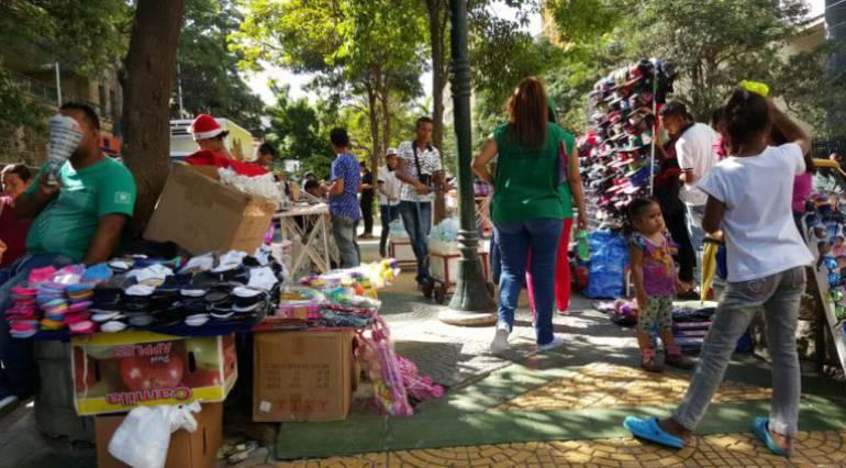 Crisis en Venezuela: Aumentan riñas entre comerciantes colombianos y venezolanos en Barranquilla
