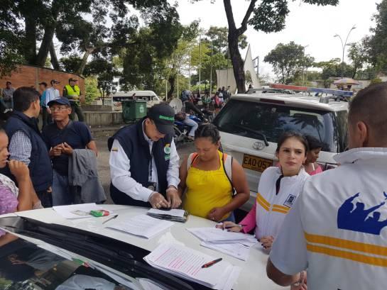 VENEZOLANOS REGRESO BUCARAMANGA RETORNO: Video: Otros 90 venezolanos regresan a su país