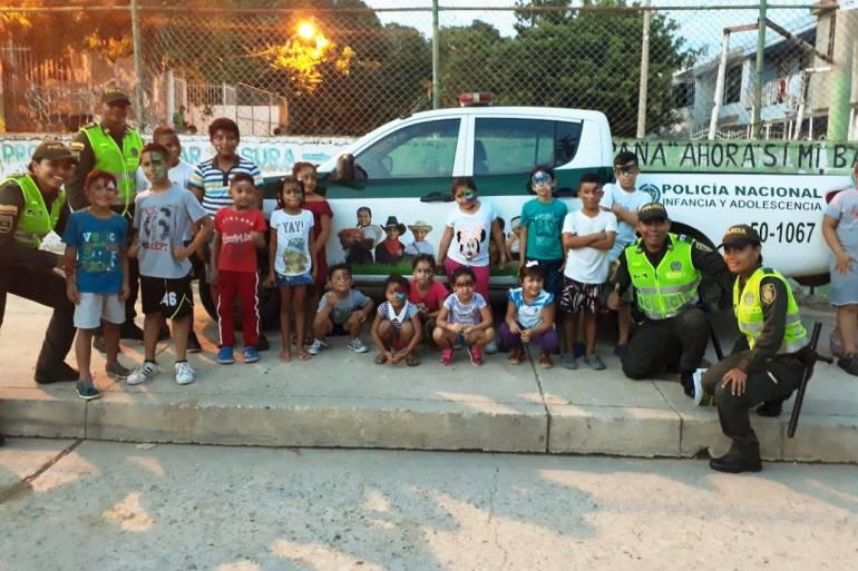 Avanza plan de prevención en menores del Grupo de Protección de Cartagena: Avanza plan de prevención en menores del Grupo de Protección de Cartagena