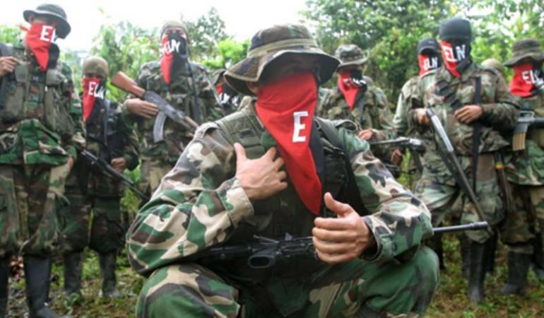 Ejército de Liberación Nacional.