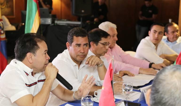 Reunión del Gran Santander