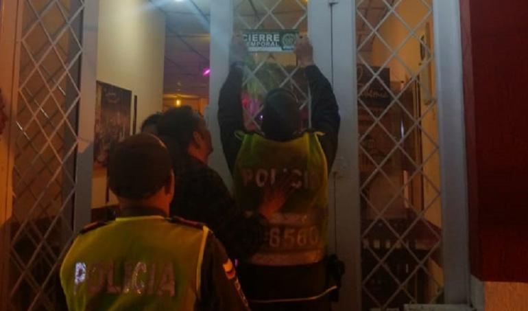 Discotecas de Ibagué: Fue sellado establecimiento nocturno por el ingreso a menores de edad