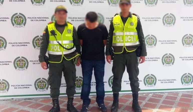 Cae en Pereira temido violador buscado por la Interpol
