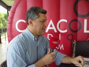 José Martín Vasquez director ejecutivo del comité de cafeteros del Quindío