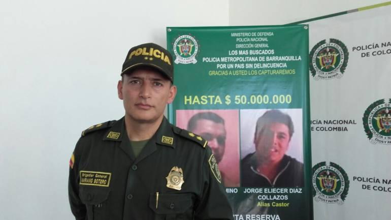 General Mariano Botero.
