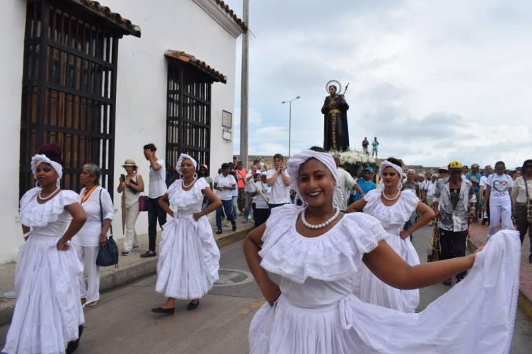 Este domingo, participa de la procesión de San Pedro Claver en Cartagena: Este domingo, participa de la procesión de San Pedro Claver en Cartagena