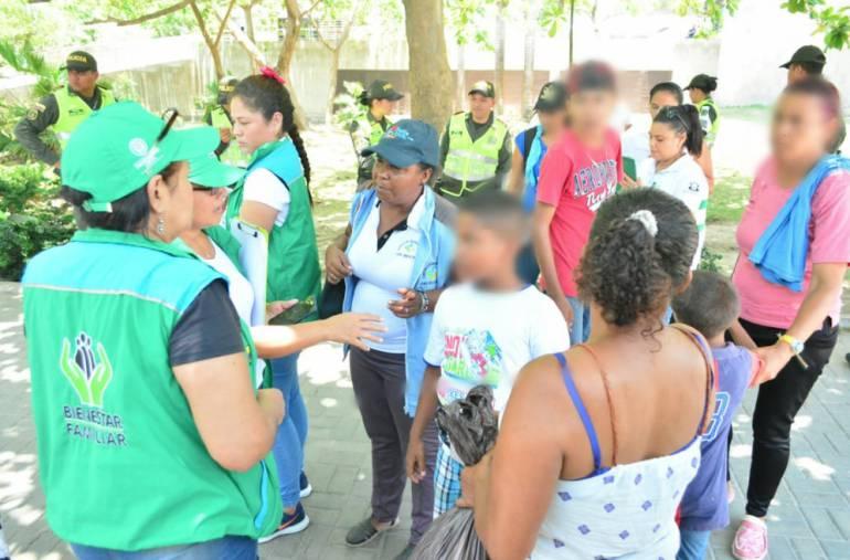 Crisis en Venezuela: Más de 40 niños venezolanos rescatados del trabajo infantil en Barranquilla