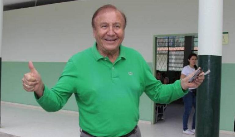 ARRESTO PARA ALCALDE DE BUCARAMANGA: 72 horas de arresto para el Alcalde de Bucaramanga