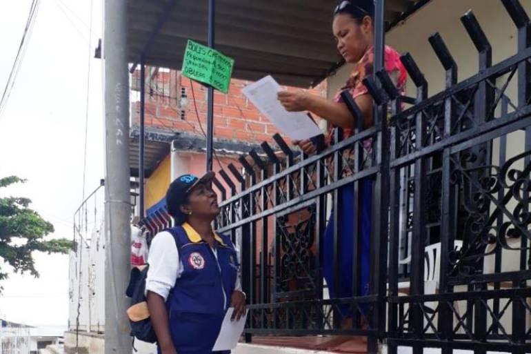 """""""Ajusta Tu Techo"""" la campaña de la Alcaldía de Cartagena contra emergencias: """"Ajusta Tu Techo"""" la campaña de la Alcaldía de Cartagena contra emergencias"""