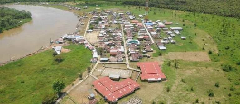 Gobierno nacional entregará 600 viviendas para el traslado de Murindó