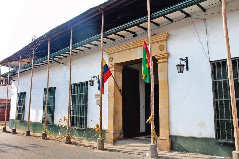 BUCARAMANGA CASA DE BOLÍVAR PARQUE DE LOS EDECANES RECUPERACIÓN: Abrirán un pasaje en la Casa de Bolívar para conectar la 36 con la 37