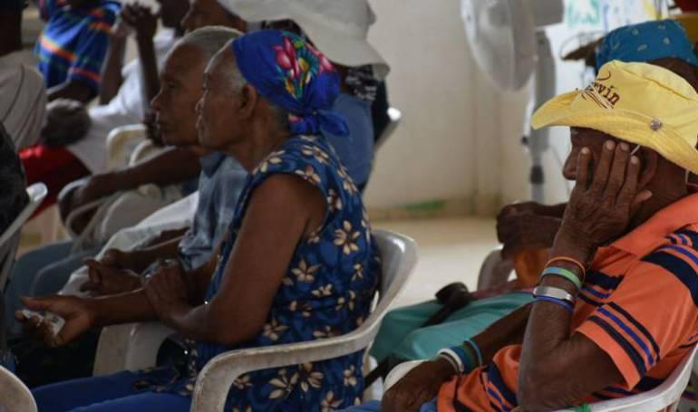 Adulto mayor Cartagena: Comienza pago de incentivos a los adultos mayores en Cartagena