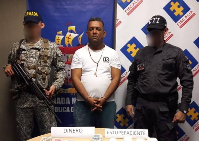 Expendedor droga: Cárcel para hombre que vendía drogas cerca a colegios de Cartagena