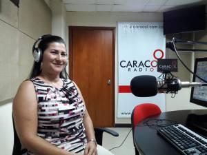 María Doris Gutiérrez, gerente Caracol Radio Armenia